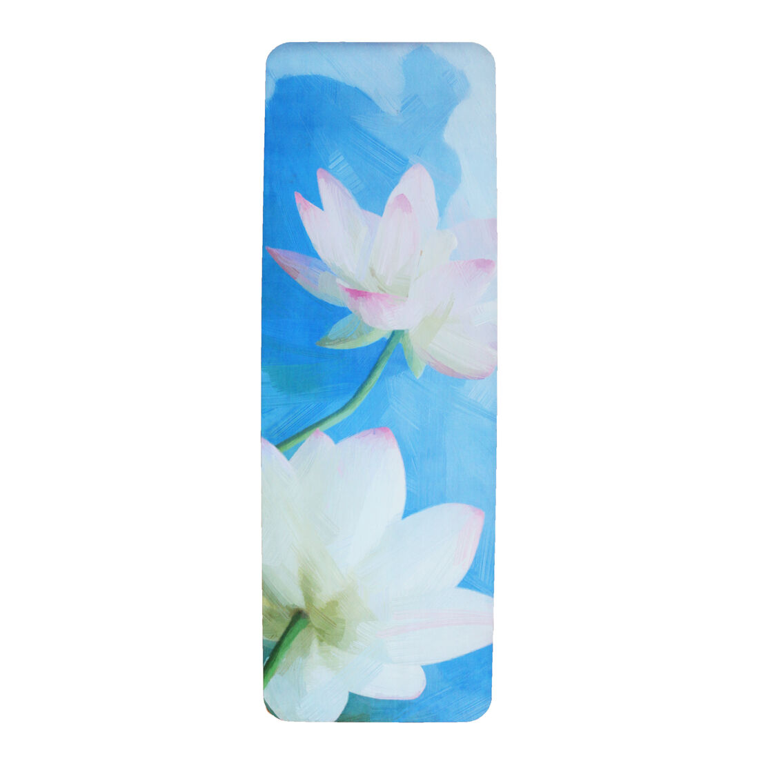 Premium Yoga Mat – Expanding Lotus, Eco Friendly