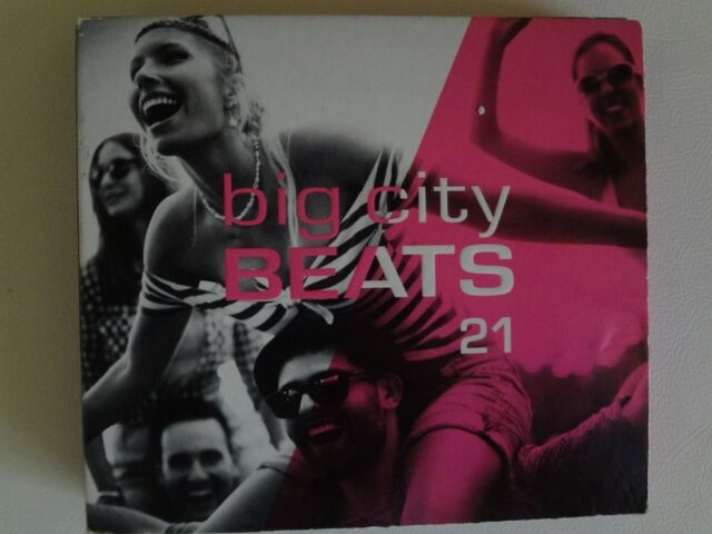 Kontor Presents Big City Beats Volume 21, 3 CD , Sampler, neuwertig