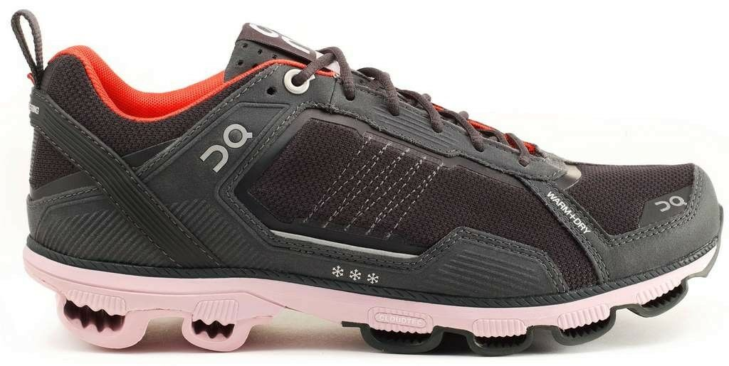 On running cloudrunner invierno negro mujer zapatillas cortos impermeable sale