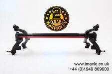 Refurbished Peugeot 206SW Rear Axle, 206 Estate Axle, Drum + ABS
