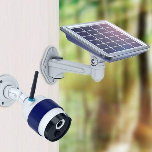 IP Kamera Solarkamera Solar Panel WLAN WiFi Überwachungskamera Bewegungssensor
