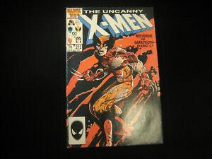 The-Uncanny-X-Men-212-1986-Marvel-MID-GRADE