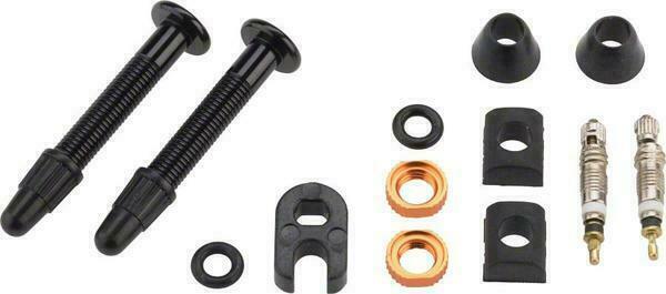 Bynccea Tubeless 40mm 60mm Bicycle Valve Stem Aluminum Alloy Presta Valve Stem Kits