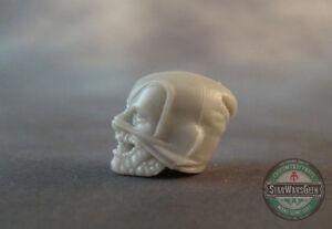 MH343-Custom-Cast-Deadpool-half-mask-head-sculpt-use-w-3-75-034-Marvel-figures