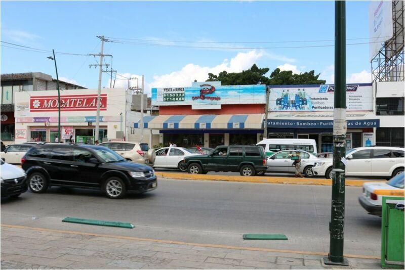 Propiedad en zona comercial Boulevard Belisario Dominguez