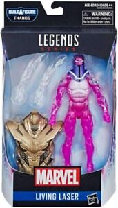 Marvel Légendes vivantes et laser Avengers Issue Thanos BAF torse