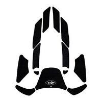 Yamaha Suv Waverunner 2000-03 Black Groove Turf Traction Mats Foot Pads Hydro