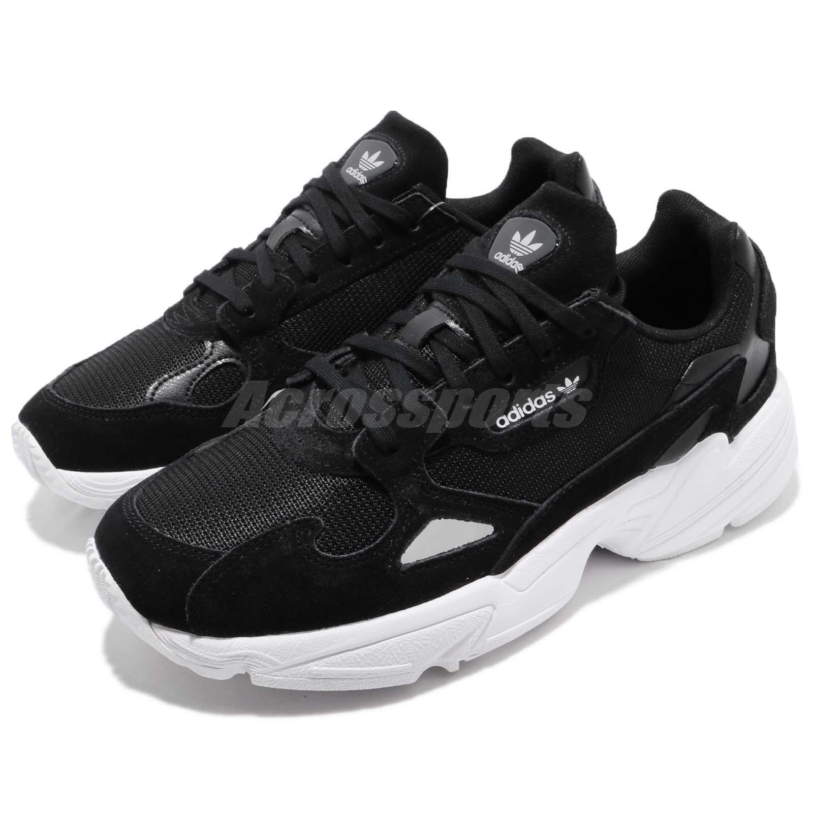 White Black Wo Originals Shoes W Chunky Falcon Adidas wIX7PqY