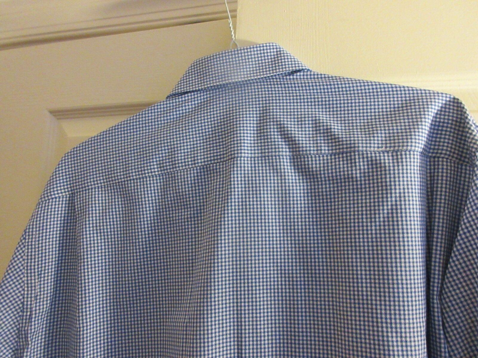 St. Croix , Men's Long Sleeve Shirt , Size XL 17/17.5 ,