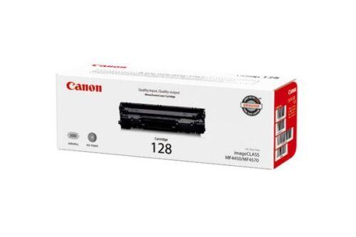 10 Virgin Empty Genuine Canon 128 Laser Cartridges