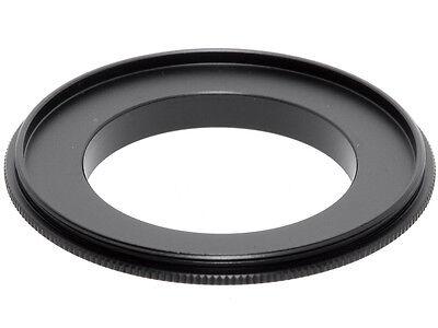 Pentax K anello di inversione 77mm x riprese macro