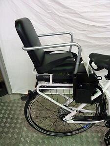 Kettler Kindersitz Für Fahrräder Und E Bikes Sehr Stabil Einfache