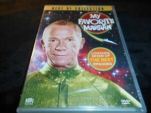 My-Favorite-Martian-Best-of-Collection-BRAND-NEW-SHIPS-FREE-7-Eps-DVD-2014