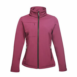 Regatta Professional Womens Octagon II 3 Layer Waterproof Softshell Jacket