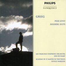 Neville Marriner - Grieg: Peer Gynt / Holberg Suite [New CD]