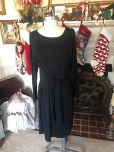 Lp J Dress Nwt Jill Nuovo Xl Sz Sexy Front Black 00 149 Wrap Bx84rnq1B