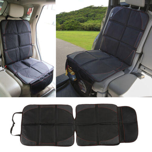 Baby Car Seat Protector Mat Cover Under Child Seat Leather Saver For Baby Seat U