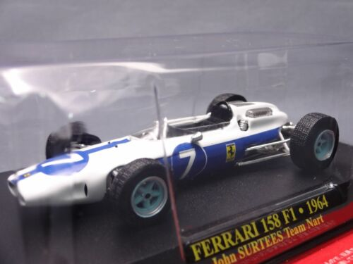 Ferrari Collection F1 158 1964 John 1/43 Scale Mini Car Display Diecast 23