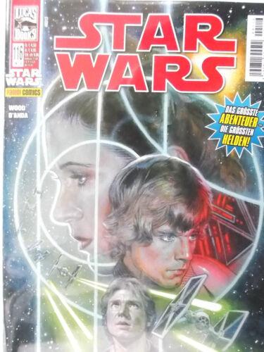 ★★ AUSWAHL =  STAR WARS Comic Heft Nr.100-125 NEU  ★★ Panini
