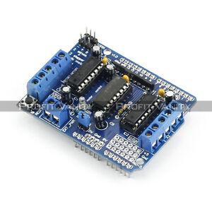 SainSmart-L293D-Motor-Drive-Shield-For-Arduino-Duemilanove-Mega-UNO-R3-AVR-ATMEL