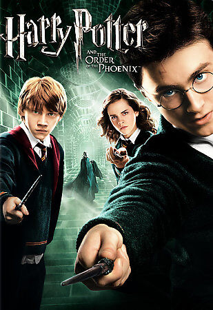 Harry Potter And The Order Of The Phoenix Dvd 2007 Full Frame For Sale Online Ebay