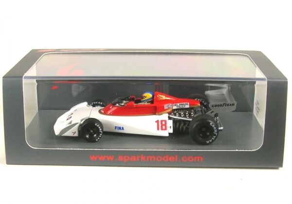 Surtees TS19 No.18 Dutch GP 1976 (Conny (Conny (Conny Andersson) 578526