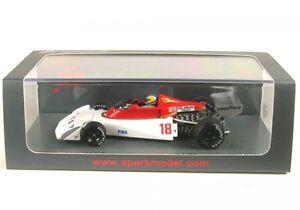 Surtees Ts19 Numéro 18 Néerlandais Gp 1976 ( Conny Andersson)