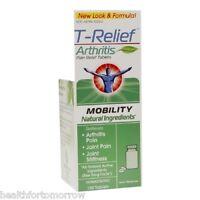 T-relief Arthritis Pain Relief 100 Tables ( Formerly Heel Bhi Zeel Arthritis)