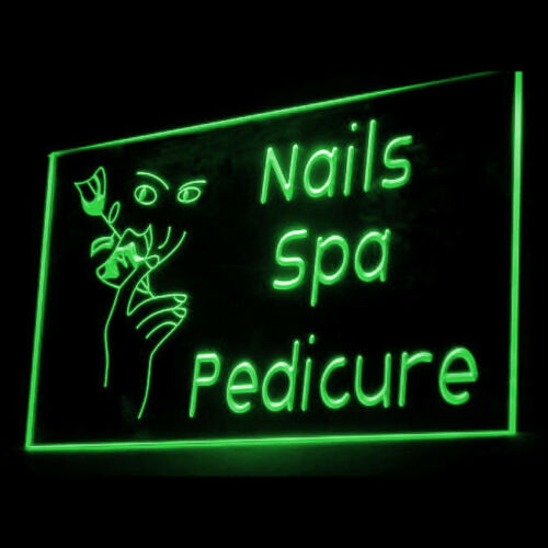 160052 Nails Nail care Finger Trend Accessory Body Relax Massage LED Light Sign