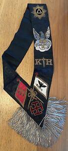 Masonic: Vintage Rose Croix/A.& A.R. 30th Degree KH  Sash