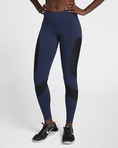 f15d8ed9b4bd7a Image is loading Nike-Power-Training-Tights-MEDIUM-890668-429-Pants-