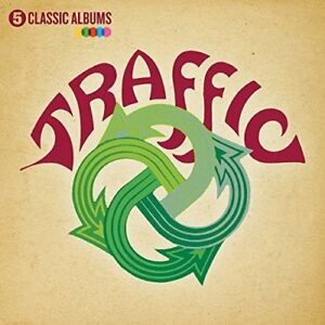 Traffic-5-Classic-Albums-CD