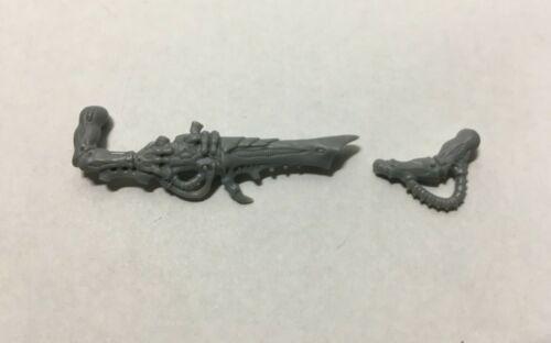 Warhammer 40k Tyranid Warrior Death Spitter bits
