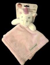 New Plush Pink Fox Security Blankets /& Beyond Nunu NWT