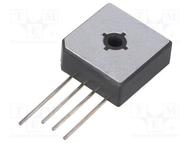 Kabelschuhe isoliert Gabelform M 3,5 mm 0,5-1 qmm JSIQKSGR3,5-1-100 100 Stk