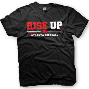 b30cd614 Details about Rise Up - Atlanta Falcons - Rise Up Falcons