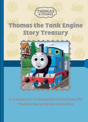 1 of 1 - Thomas the Tank Engine Story Treasury (Thomas & Friends)