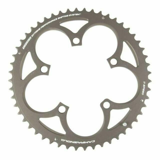 Campagnolo 11-Speed 52t CT Chainring for 2011-14 Super Record//Record//Chorus