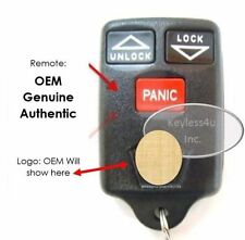 Keyless Entry Remote Fob Dodge Neon replacement transmitter clicker controller