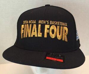 c68b52b218fd6 NIKE 2016 NCAA Final Four Basketball Hat Cap Houston Snapback Black ...