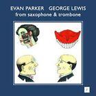 From Saxophone & Trombone by Evan Parker (CD, Dec-2002, PSI)