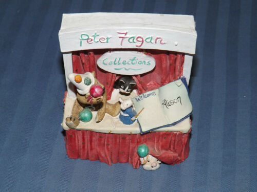 Colour Box Peter Fagan Colourbox Collectors Special Renewal Pieces Joining Club