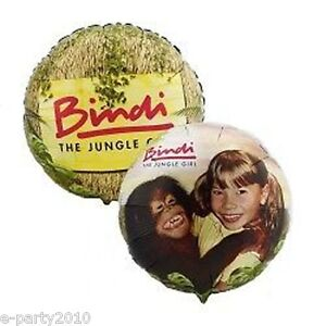 Bindi The Jungle Girl Party