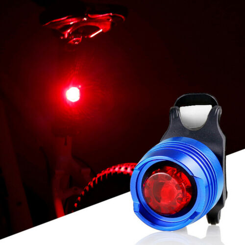 Waterproof Bicycle LED MTB Bike Rear Back Tail Light Bright Safety Lights Surpri