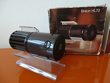 Braun HL70 Tischventilator Ventilator Lüfter Fan Tischlüfter no 4550 OVP