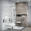 miniatura 5 - Wand WC für barrierefreies Bad mit 70 cm Ausladung GEBERIT KERAMAG KOLO