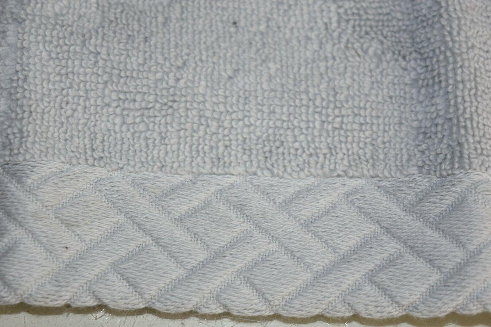 NEW 6 PC TOWEL SET 2 Bath 2 Hand 2 Washcloth SOFTEST LUXURIOUS Grey