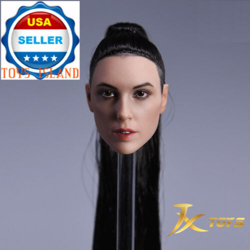 ❶IN STOCK❶ 1//6 Gal Gadot Wonder Woman Head Sculpt B For SUNTAN TBLeague Figure