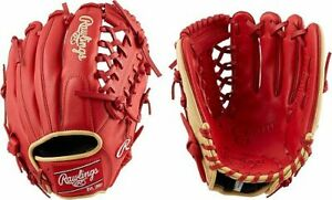 Rawlings-11-5-Inches-Youth-GG-Elite-Series-Glove-2019-Red-Right-Hand-Throw-NEW