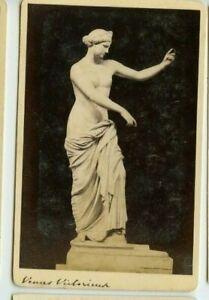 Vintage-CDV-Venus-Naples-Museum